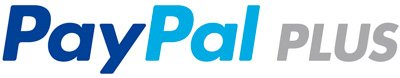 paypal plus logo farbig