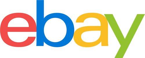 ebay logo farbig