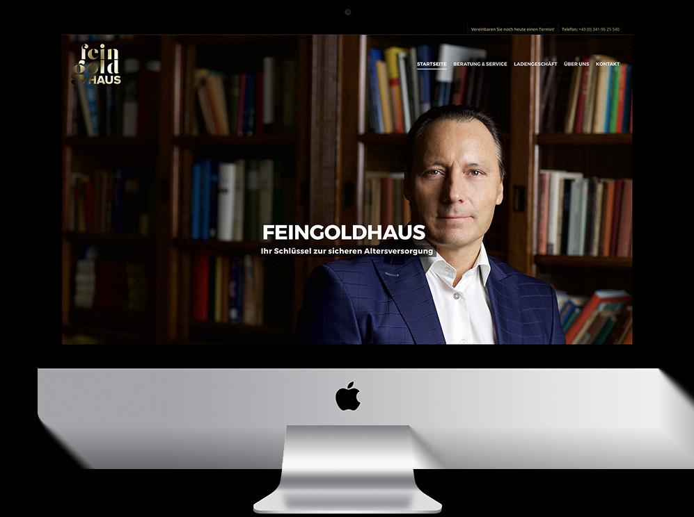 Referenz Mac feingoldhaus