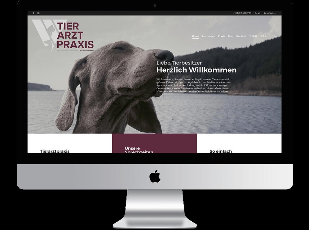 Referenz Mac Tierarzt Torhaus
