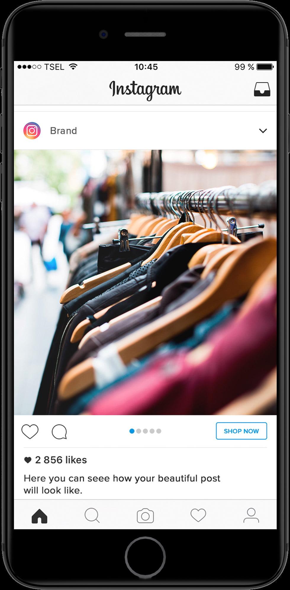 instagram screenshot smartphone