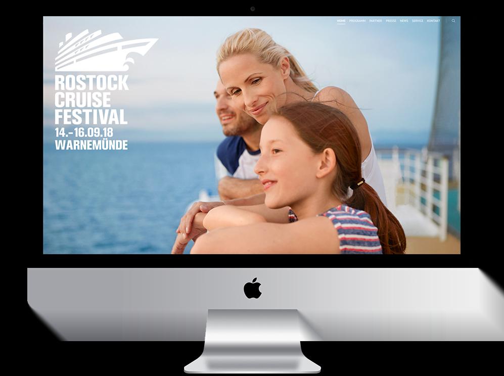 Referenz Rostock Cruise Festival