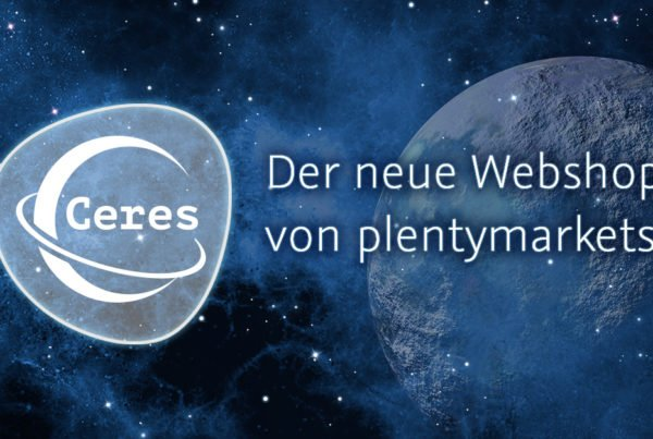 Plentymarkets Ceres 3W FUTURE