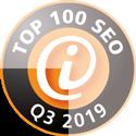 3W FUTURE TOP 100 SEO Agentur Zertifikat